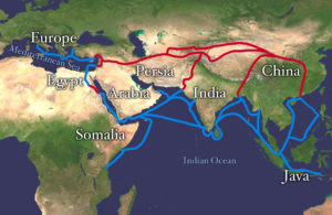 Ancient Chinese Silk Route