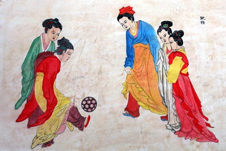 Ancient-Chinese-games