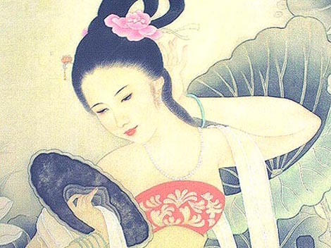 Ancient Chinese Beauties
