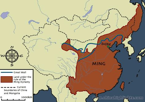 Ancient China Ming Dynasty